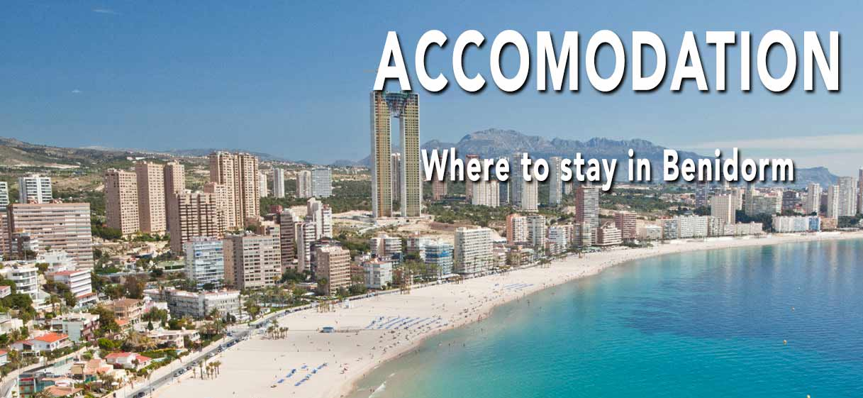 benidorm accomodation